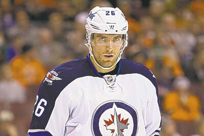 Chris Szagola / the associated press archives Blake Wheeler would add size to American lineup.