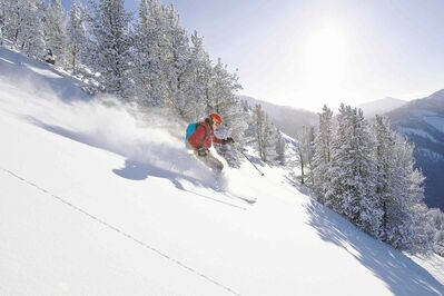 While Panorama doesn't get the crowds or snowfall of North America's top-rated ski destination, Whistler-Blackcomb, it offers similar terrain, great fall-line runs and considerably fewer people tearing it up.