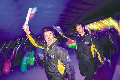 PHOTOS BY DAVID LIPNOWSKI / WINNIPEG FREE PRESS