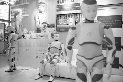 Laurent Cipriani / The Associated Press