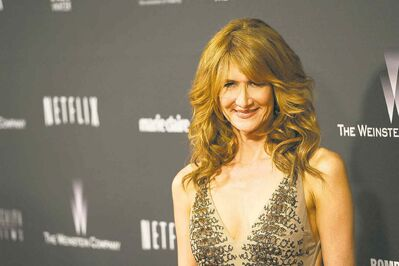 Actor Laura Dern says kids know marriage is no fairy tale.