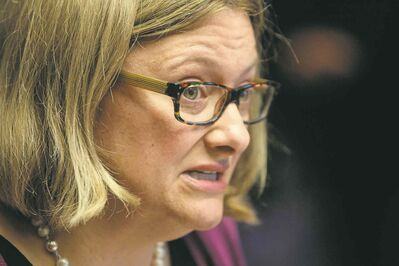 Coun. Paula Havixbeck says she will not accept campaign donations from firms named in reports.