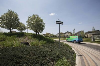 MIKE DEAL / WINNIPEG FREE PRESS</p><p>Coun. Janice Lukes says the city has no budget to maintain the parks and open spaces in the new Waverley West neighbourhoods. &ldquo;People are paying for this and I don&rsquo;t know where the money has gone,&#34; she said. </p>