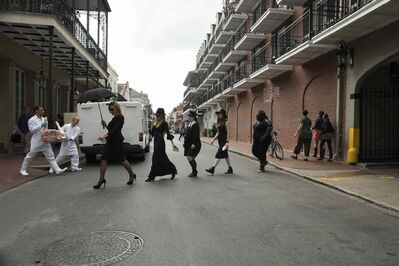 The witchcraft-exploring American Horror Story: Coven, will offer fans a slightly lighter tone.