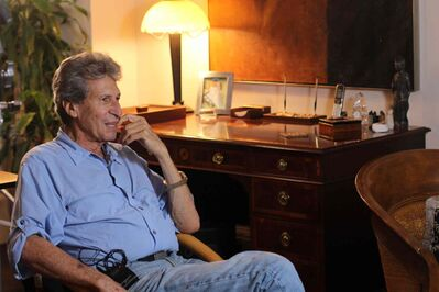 David Brenner in Alan Zweig's documentary 'When Jews Were Funny.'