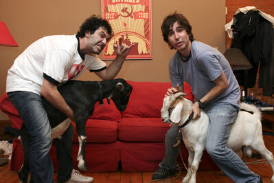 Kenny vs Spenny hit the tubes with awful challenges.
