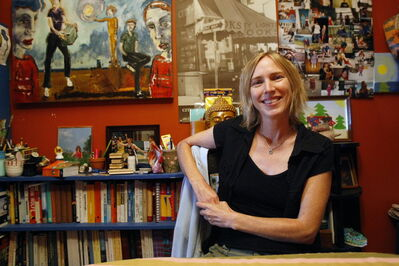 Manitoba-born author plumbs her own life to address life-and-death questions in latest novel.