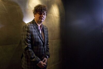 "Singer-songwriter Ron Sexsmith poses for a photo in a Toronto hotel as he promotes his new album ""Forever Endeavor"" on Thursday, January 24, 2013. THE CANADIAN PRESS/Chris Young"