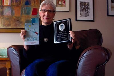North Kildonan writer Dora Dueck recently won the High Plains Book Award in the Short Story category.