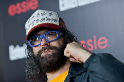 Judah Friedlander is set to bring his 'World Champion' standup persona to Winnipeg today through Saturday at Rumour's Comedy Club.