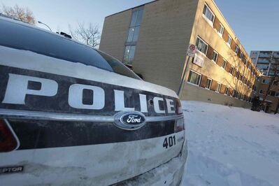 Police are investigating the death of a 69-year-old St. Vital man.