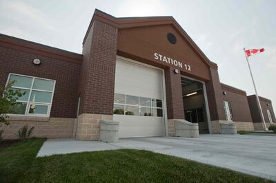 City administration won't take the blame for troubled fire hall project, a new report says. The fire hall project had a total budget of $15.3 million but ended up costing $18.6 million. That figure is expected to climb higher after the city finalizes the purchase for the land where the Taylor Avenue fire-paramedic station, pictured, was built.