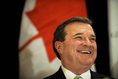 Finance Minister Jim Flaherty plans to reduce transfer payments.