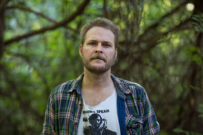 M.C. Taylor of Hiss Golden Messenger draws on American folklore for his songs.