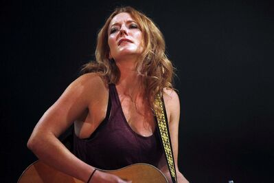 Kathleen Edwards' songs capture the gamut of hazy emotions one might encounter after a breakup. (Carlos Gonzalez / Minneapolis Star Tribune)