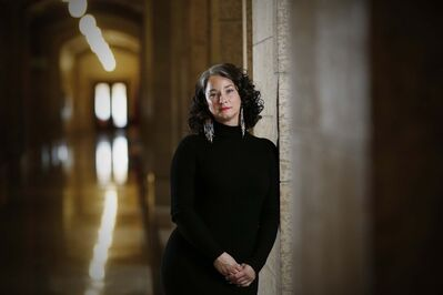 JOHN WOODS / THE CANADIAN PRESS FILES</p><p>NDP MLA Nahanni Fontaine introduced the bill for The Missing and Murdered Indigenous Women and Girls Honouring and Awareness Day.</p></p>