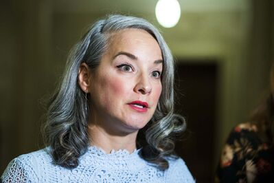 Nahanni Fontaine of the NDP