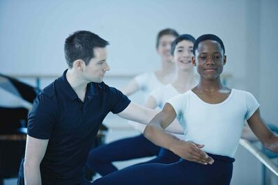 On Sunday the Royal Winnipeg Ballet School will hold auditions for its prestigious Professional Division programs in Winnipeg -- the final stop on a 15-date North American tour.