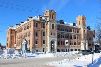 Earl Grey School was built in 1904 and opened as a school in 1905. There are celebrations being organized for May 2015.