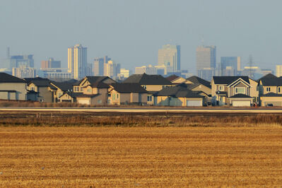 Winnipeg needs to learn from cities such as Edmonton and Calgary, where they are taking proactive measures to deal with urban sprawl.