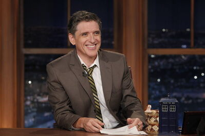 Craig Ferguson has enjoyed a cult following on The Late Late Show for 10 years.