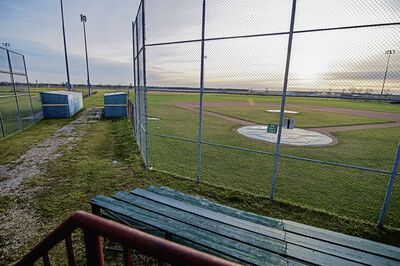 With the addition of new diamonds, Optimist Park will now be able to host provincial championships for teams from all over Manitoba.