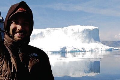 Dr. Ian Mauro will be previewing his latest film on climate change at the A Conversation with David Suzuki event on Oct. 15 at the Metropolitan Theatre.