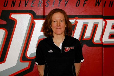 Amy Anderson is the new Wesmen women's soccer team head coach for the upcoming 2014 Canada West season.