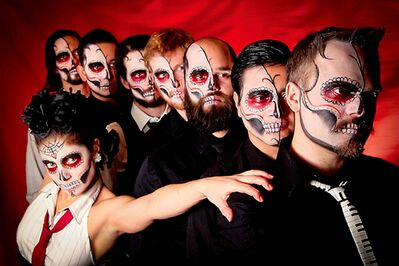 Don't miss The Mariachi Ghost's album release bash at the West End Cultural Centre on Nov. 2, aka the Day of the Dead.