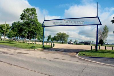 Legion Memorial Park will receive $271,000 worth of additions and expansions, including a new play structure and new perimeter fencing.