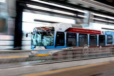 Candidates will find it difficult to navigate the rapid-transit question without alienating some segment of the electorate.