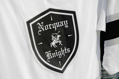 The Norquay Knights has six teams and a total of 100 kids enrolled in the North End Hockey Program as of September 2017.