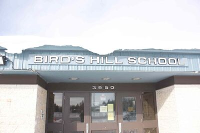 Bird's Hill School will celebrate its 100th anniversary in April.