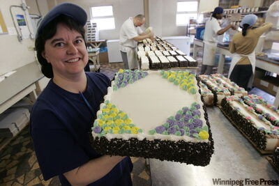 A Jeanne's Bakery cake can evoke all kinds of nostalgic emotions in those who long for a taste of home.