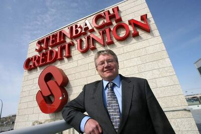 Glenn Friesen, CEO of Steinbach Credit Union, was contacted by a humanist group over an employee�s political activities.