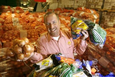 Peak of the Market President Larry McIntosh is encouraged by the success schools have had with the fundraiser.