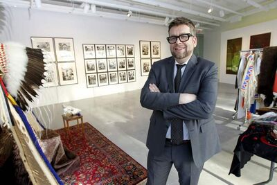 Anthony Kiendl is stepping down as Director of the Plug In Institute of Contemporary Art.