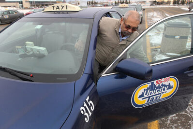 Unicity Taxi president Gurmail Mangat says cab drivers are afraid to serve the North End and West End, particularly at night.