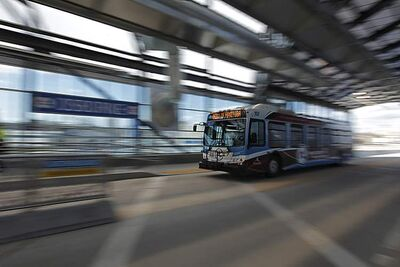 In a surprise move, Winnipeg Mayor Sam Katz puts up $137.5 million for rapid transit.