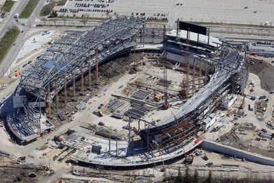 The new Investors Group Field has been touted as a venue should the FIFA Women's World Cup be held in Winnipeg.