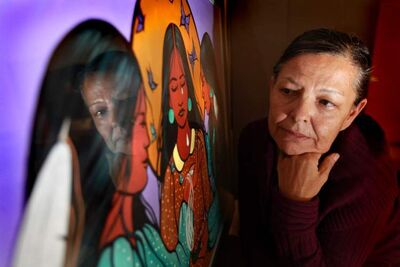 Leslie Spillet says the victimization of aboriginal women 'proves colonization works. It is inextricably linked to our relationship with a dominant culture for centuries. It wasn't an accident. It was a methodical, strategic plan.'