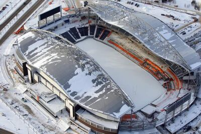 Expect far better food and beverages at the new Investors Group Field than at the old Canad Inns Stadium.