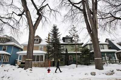 The jump in Winnipeggers' net worth in the last four years can be attributed in large part to the growth in value of their houses, a survey reveals.