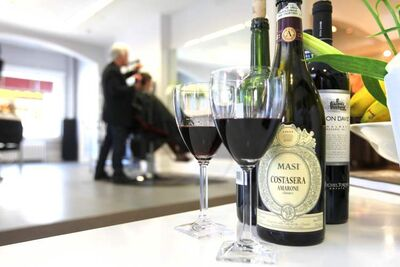 MLCC has softened their alcohol restrictions to allow for places like hair salons and spas to serve alcohol.
