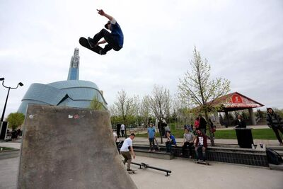 Why not head to The Forks this weekend?