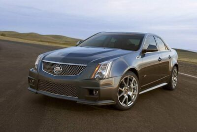 Thanks to increased technology, by 2014 the Cadillac CTS-V performance sedan, as well as the CTS-V coupe and wagon, will be the only General Motors cars that will not be exempt from the gas-guzzler tax. Even the new Corvette will meet the guidelines.