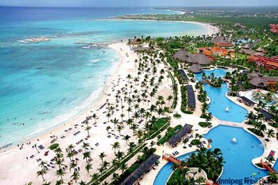 Barcelo Maya Colonial Beach Resort