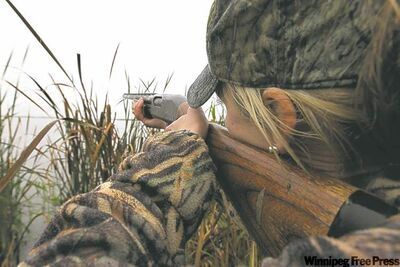 Ruth Bonneville / Winnipeg Free Press archives All hunters now have to prove they have completed a hunter education course -- even out of province visitors -- before they can obtain a Manitoba hunting licence.