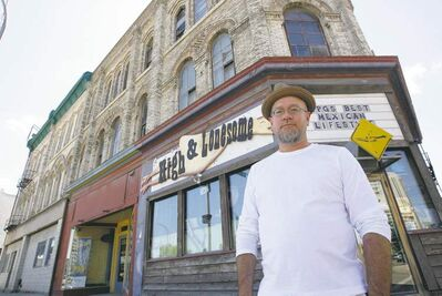 John Scoles' Times Change(d) may be a victim of redevelopment.