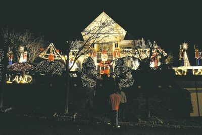 Each holiday season, tour operator Tony Muia takes tourists from around the world on his Christmas Lights & Cannoli Tour, visiting the Brooklyn neighborhoods of Dyker Heights and Bay Ridge.
